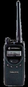 Motorola CP125 Two-way Radio