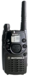 Motorola SpiritGT Two-way Radio