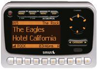 Sirius Audiovox